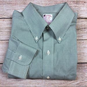 Brooks Brothers 16.5 Neck 35 Long Sleeve Shirt